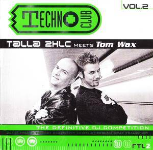 Cover - Electric Nature: Techno Club Vol. 02 - Talla 2XLC Meets Tom Wax
