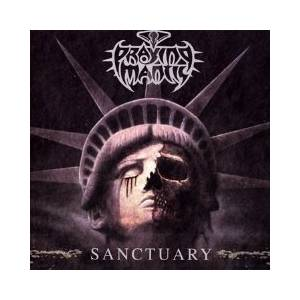 Praying Mantis: Sanctuary - Cover