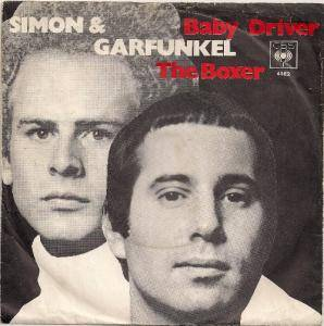 Simon & Garfunkel: Boxer, The - Cover