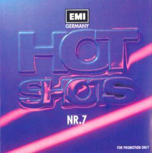 Hot Shots Nr. 7 - Cover