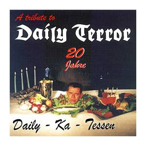 Daily-Ka-Tessen - A Tribute To Daily Terror - Cover