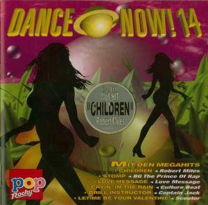Cover - Love Message: Dance Now! 14