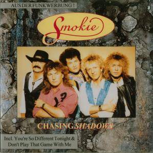 Smokie: Chasing Shadows - Cover