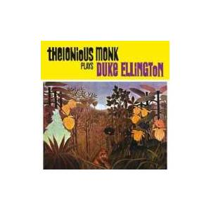 Thelonious Monk: Plays Duke Ellington - Cover