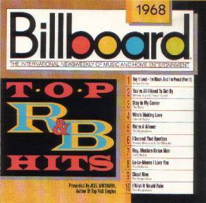 Cover - Johnnie Taylor: Billboard - Top R&B Hits - 1968