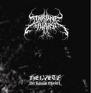 Throne Of Katarsis: Helvete - Det Iskalde Mørket - Cover