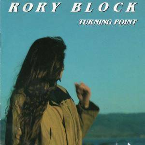 Cover - Rory Block: Turning Point