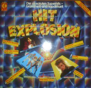 Hit Explosion - Cover