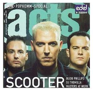 Cover - Mythos 'N DJ Cosmo: Acts Popkomm-Special Edel 3-1999