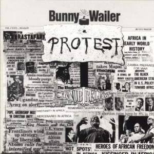 Cover - Bunny Wailer: Protest