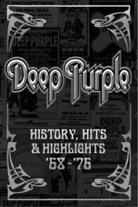 Deep Purple: History, Hits & Highlights '68 - '76 - Cover