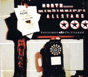 Cover - North Mississippi Allstars: Instores & Outtakes