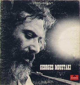 Cover - Georges Moustaki: Il Y Avait Un Jardin