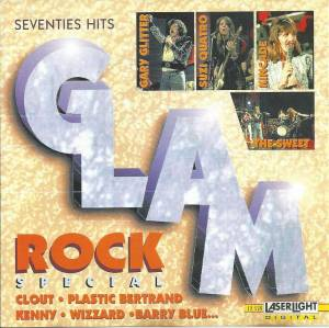 Cover - John Du Cann & Status Quo: Glam Rock Special