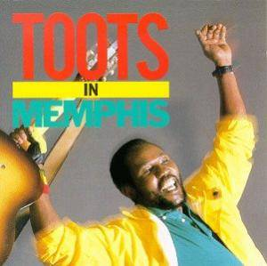 Toots: Toots In Memphis - Cover