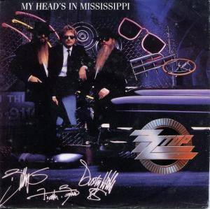 ZZ Top: My Head's In Mississippi - Cover