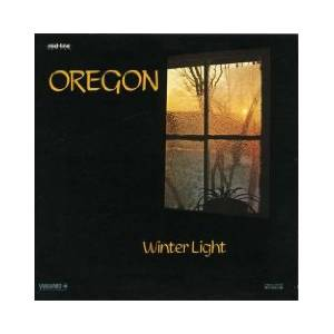 Cover - Oregon: Winter Light