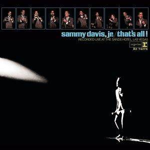 Cover - Sammy Davis Jr.: That's All!