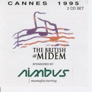BPI present British at Midem 95 / Nimbus Manufacturing - Cover