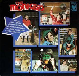 The Monkees: Best Of Monkees, The - Cover