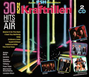Cover - Four Tops Feat. Smokey Robinson, The: Neue Kraftrillen ~ 30 Hits On The Air