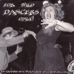 For Wild Dancers Only - Cover