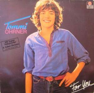 Cover - Tommi Ohrner: For You