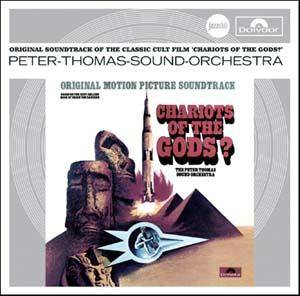 Cover - Peter Thomas Sound Orchester: Chariots Of The Gods ?