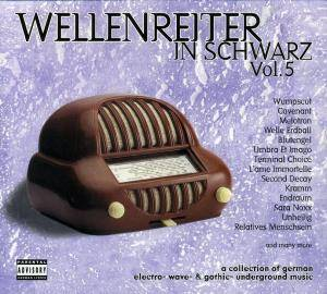Wellenreiter In Schwarz Vol. 5 - Cover