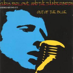 Chris Farlowe & The Thunderbirds: Out Of The Blue - Cover