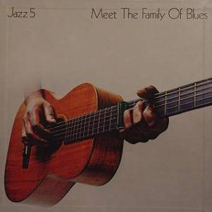 Jazz 5 - Meet The Family Of Blues - Cover