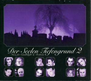 Seelen Tiefengrund 2 - Music For Candlelight & Redwine, Der - Cover