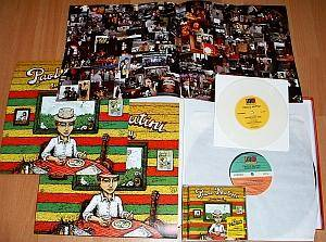 Paolo Nutini Sunny Side Up Lp 7 Quot Cd 2009 Limited