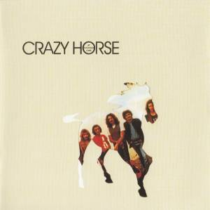 Crazy Horse: At Crooked Lake - Cover