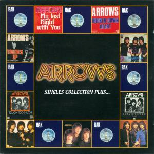 Cover - Arrows: Singles Collection Plus...
