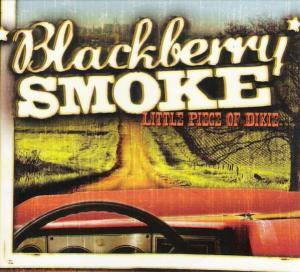 Blackberry Smoke: Little Piece Of Dixie - Cover