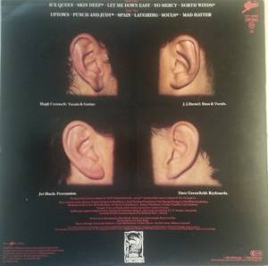 The Stranglers: Aural Sculpture (LP) - Bild 2