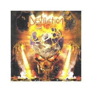 Destruction: The Antichrist (CD) - Bild 1
