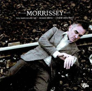 Morrissey: You Have Killed Me - Cover