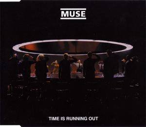 Muse: Time Is Running Out - Cover