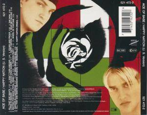 Ace Of Base: Happy Nation (CD) - Bild 2