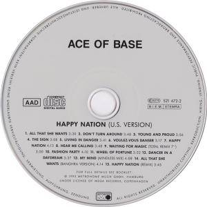 Ace Of Base: Happy Nation (CD) - Bild 3