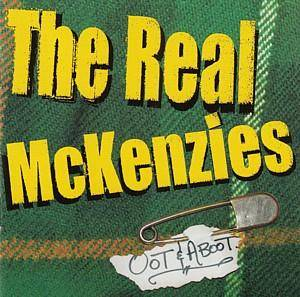 Cover - Real McKenzies, The: Oot & Aboot
