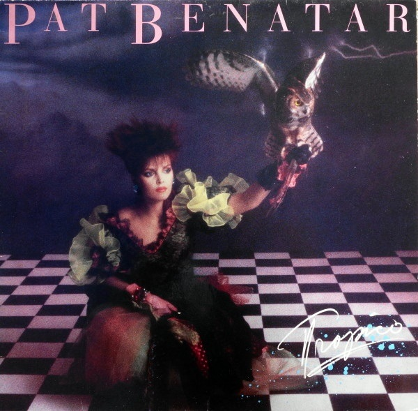 Tropico   LP (1984) von Pat Benatar