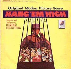 Cover - Dominic Frontiere: Hang 'Em High