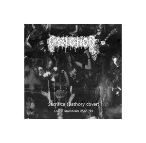 Dissection: Sacrifice / Unsilent Storms In The Northern Abyss - Cover