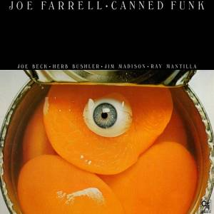 Joe Farrell: Canned Funk - Cover