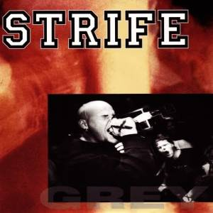 Cover - Strife: Grey