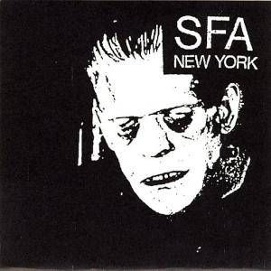 Cover - S.F.A.: New York