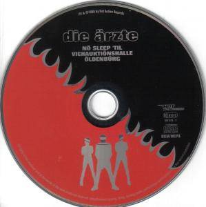 """Die Ärzte: Wir Wollen Nur Deine Seele (2-CD + 3""""-CD) - Bild 3"""